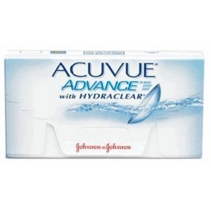 ACUVUE® ADVANCE® with HYDRACLEAR®
